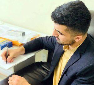 Shehzad Ahmadzai