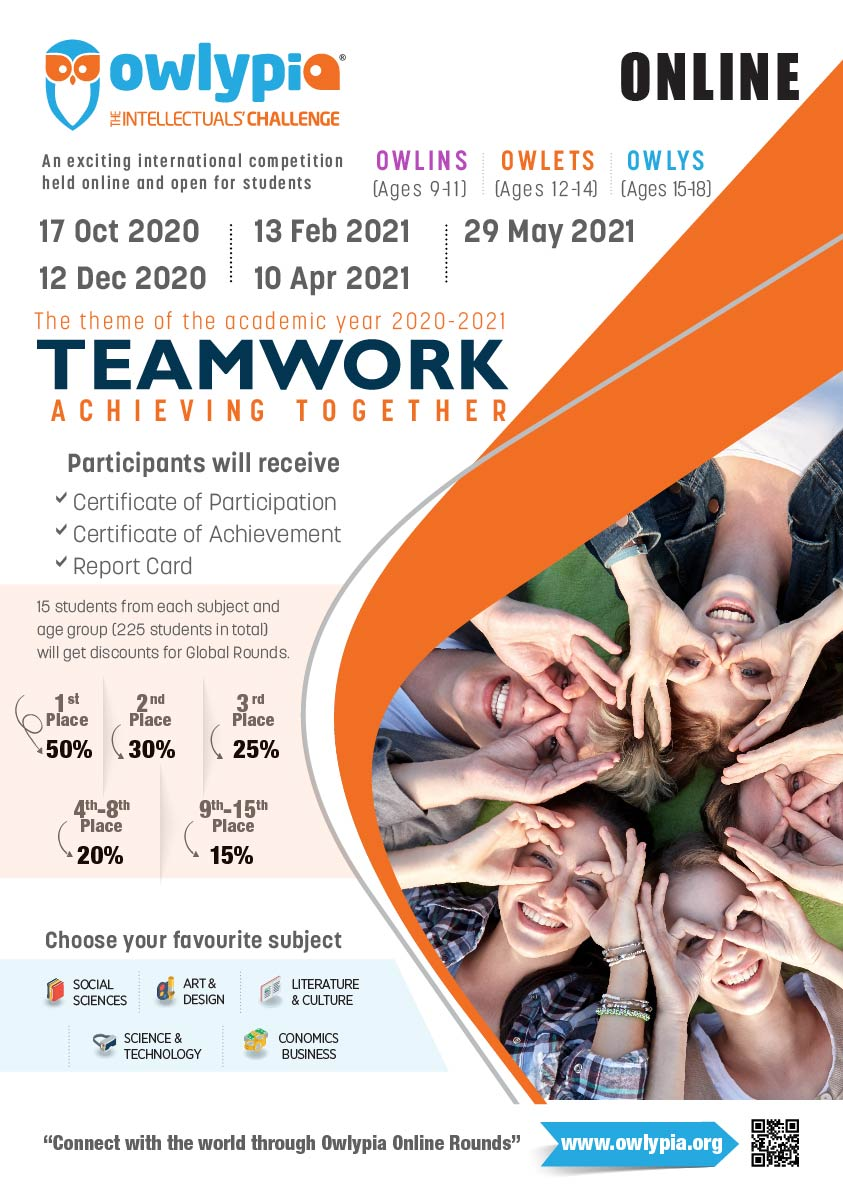 New theme: teamwork