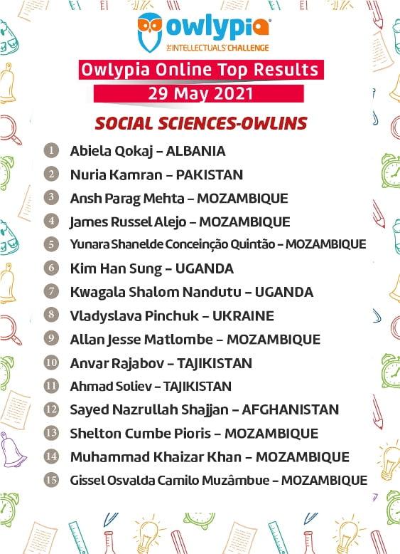 Social Sciences-OWLINS-29.May.21