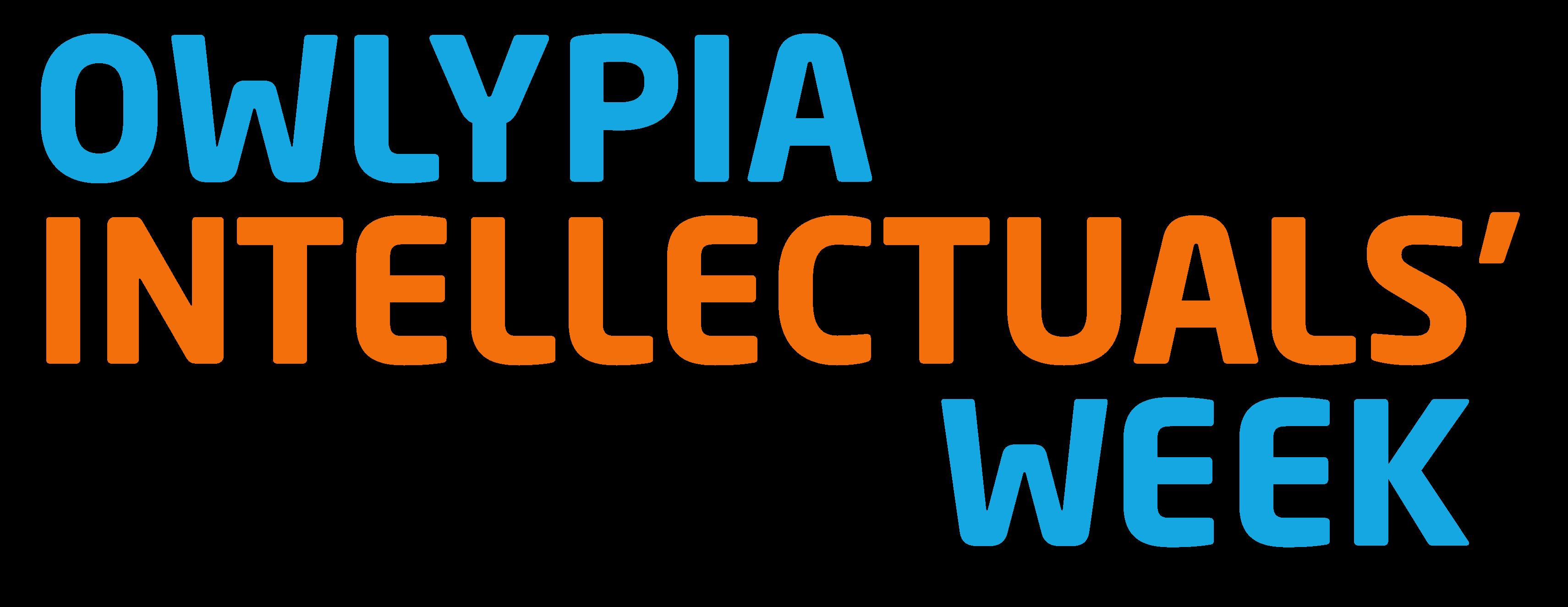 Intellectulas_Week